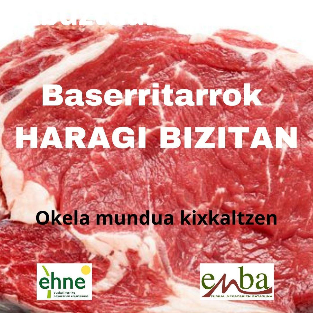 "Sector cárnico ""en carne viva"""