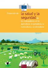 Comisión Europea publica Guía para la protección de la salud de los trabajadores del campo